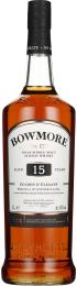 Bowmore 15 years Single Malt Golden & Elegant 1ltr