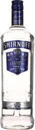 Smirnoff Blue Export Strength Vodka 1ltr