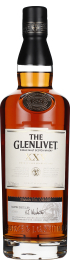 The Glenlivet 25 years XXV Single Malt 70cl