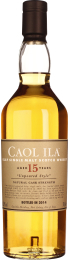 Caol Ila 15 years Unpeated Special Release 1998/2014 70cl