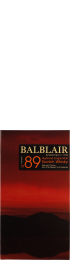Balblair Vintage 1989 3rd Release Single Malt 70cl