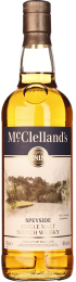 McClelland's Speyside Single Malt 70cl