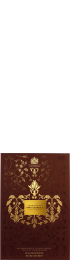 Johnnie Walker King George V 80th Anniversary Royal Warrant 70cl
