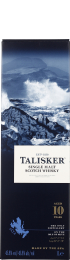Talisker 10 years Single Malt 1ltr