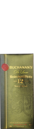 Buchanan's De Luxe 12 years 1ltr