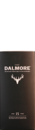 The Dalmore 15 years Single Malt 1ltr
