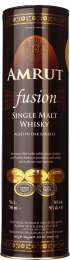 Amrut Fusion Indian Single Malt 70cl