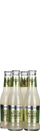 Fever Tree Sicilian Lemon Tonic 4-pack 4x20cl