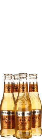 Fever Tree Spiced Orange Ginger Ale 4-pack 4x20cl