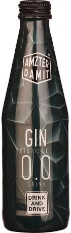 Amzterdamit 0.0 Gin 8x25cl