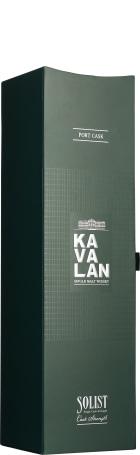 Kavalan Solist Port Single Cask Strength 70cl