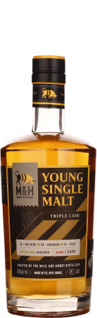 Milk & Honey Young Triple Cask 50cl