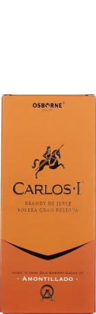 Carlos1 Brandy Amontillado 70cl