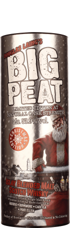 Douglas Laing's Big Peat Christmas 2018 70cl