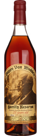 Pappy van Winkle Family Reserve 15 years Bourbon 70cl
