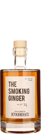 Stad & Vat The Smoking Ginger 50cl