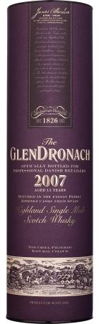 GlenDronach 11 years 2007 Single Malt 70cl