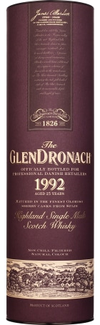 GlenDronach 25 years 1992 Single Malt 70cl