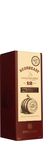 Redbreast 12 years Cask Strength Batch B1/18 70cl