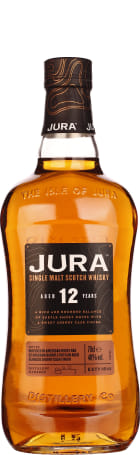 Isle of Jura 12 years Single Malt 70cl