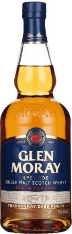 Glen Moray Chardonnay Cask Finish Elgin Classic 70cl