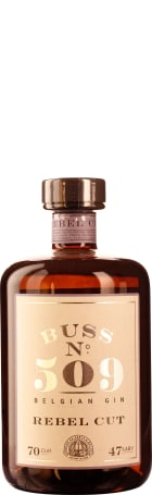 Buss No. 509 Rebel Cut Gin 70cl