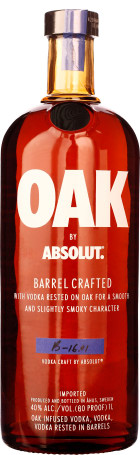 Absolut Oak 1ltr