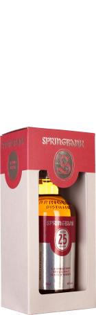 Springbank 25 years 2016 Single Malt 70cl