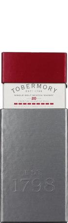 Tobermory 20 years Single Malt 70cl