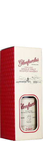 Glenfarclas Vintage 2007 Pot Still Single Cask 70cl