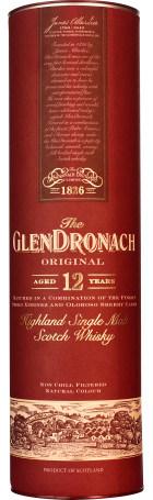 Glendronach 12 years Original Bottled 2016 70cl