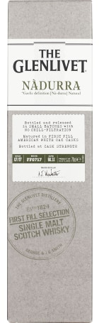 The Glenlivet Nadurra First Fill Selection B#FF0716 70cl