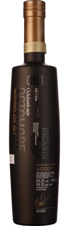 Octomore 8.1 Masterclass 8 years 70cl