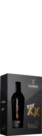 Glenfiddich Project XX Giftset 70cl