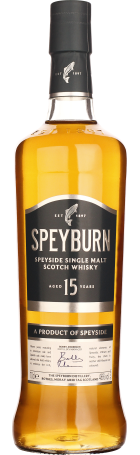 Speyburn 15 years Single Malt 70cl