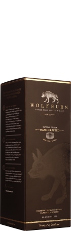 Wolfburn Hand Crafted 70cl