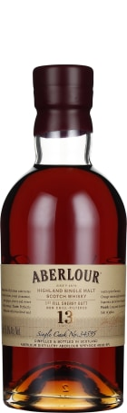 Aberlour 13 years Sherry Cask 34595 70cl