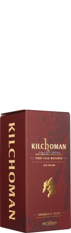 Kilchoman Port Cask Matured 2018 Limited Edition 70cl