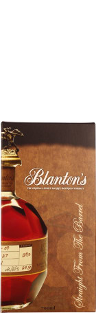 Blanton's Straight from the Barrel 368 70cl