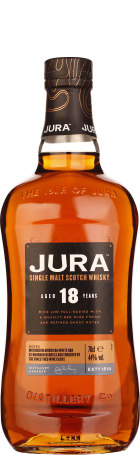 Isle of Jura 18 years Wine Cask Finish 70cl