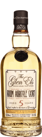 Glen Els 5 years Rhum Agricole Cask 70cl