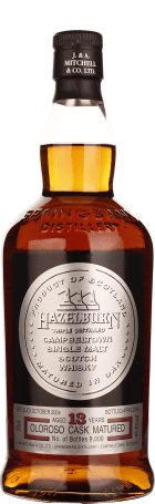 Hazelburn 13 years 2004 Oloroso Sherry Cask 70cl