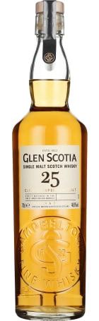 Glen Scotia 25 years Single Malt 70cl