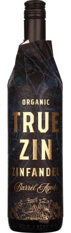 True Zin Zinfandel Organic Barrel Aged 75cl