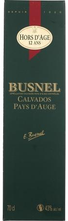 Busnel Calvados Pays D'Auge 70cl