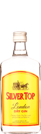 Bols Silver Top Gin 70cl