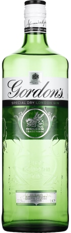Gordon's Gin Green Label 1ltr