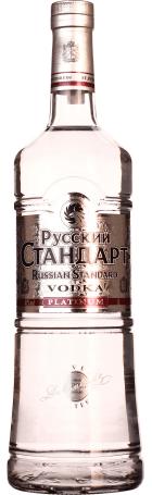 Russian Standard Platinum 1ltr