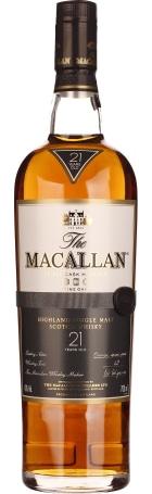 The Macallan 21 years Fine Oak 70cl