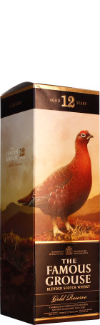 The Famous Grouse 12 years Gold Reserve 1ltr